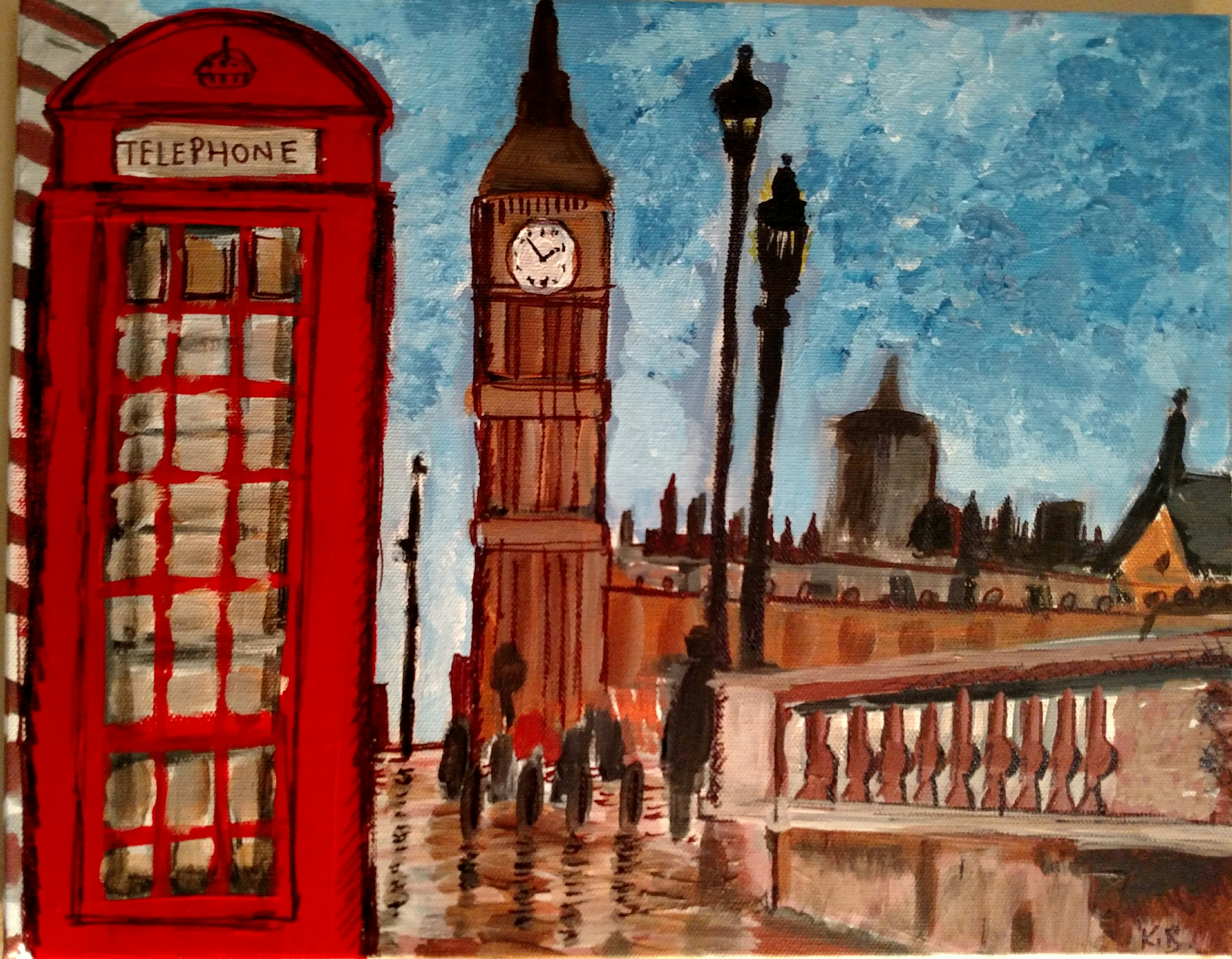 Oil Painting Lessons London