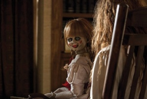 Doll from The Conjuring