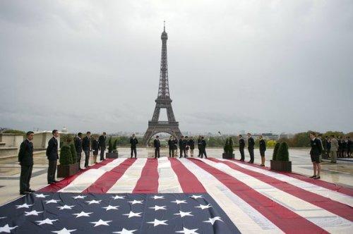 Paris after 9/11